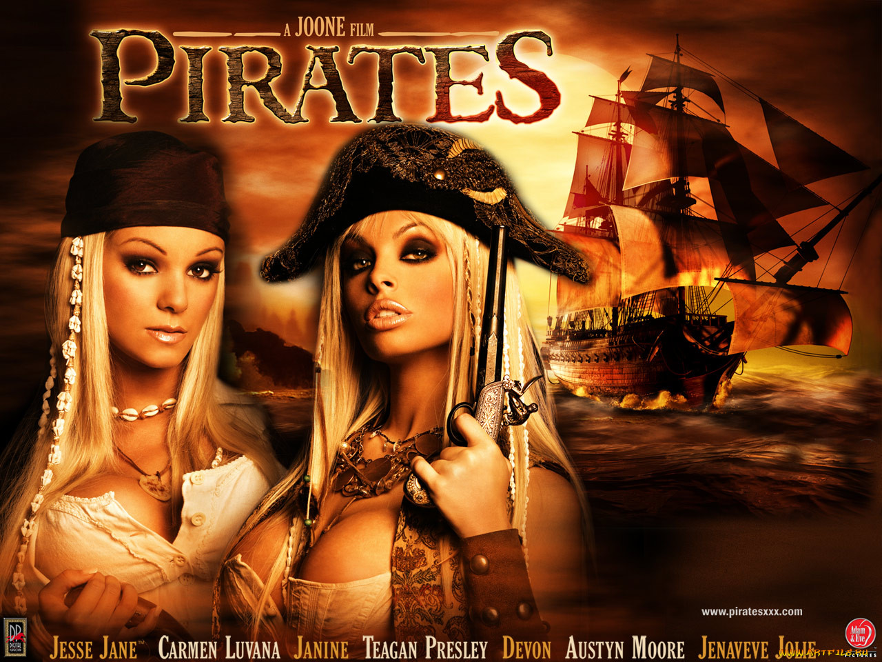 Pirates 2 adult movie sexy chicks